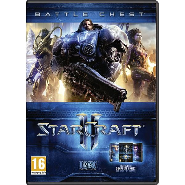 StarCraft 2 (Battle Chest)