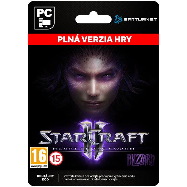 StarCraft 2: Heart of the Swarm [Battle.net]