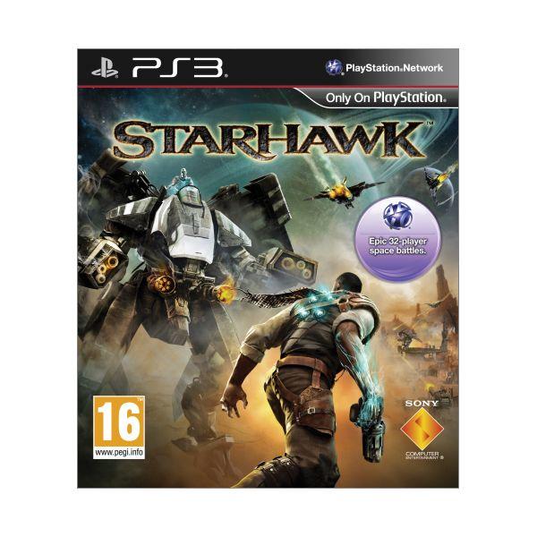 Starhawk [PS3] - BAZÁR (použitý tovar)