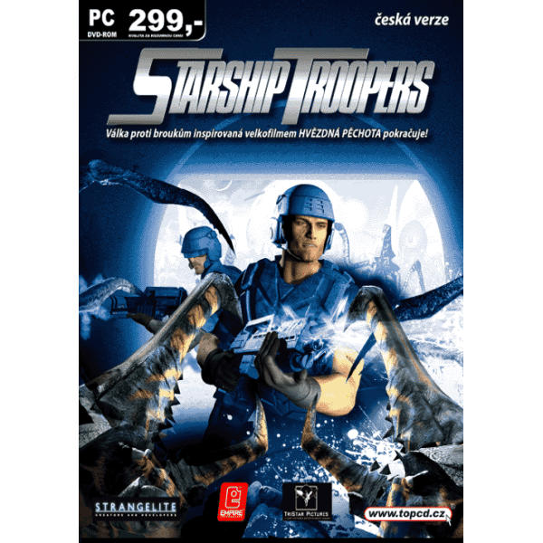 Starship Troopers CZ