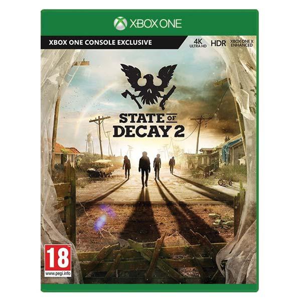 State of Decay 2 [XBOX ONE] - BAZÁR (použitý tovar)