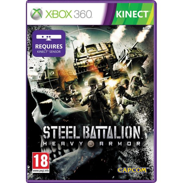 Steel Battalion: Heavy Armor XBOX 360