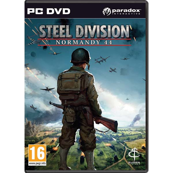 Steel Division: Normandy 44 PC CD-key