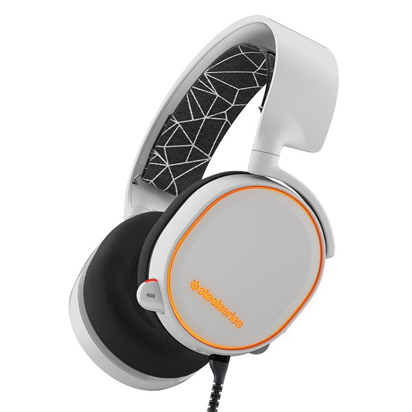 Steelseries Arctis 5, white (2019 Edition)