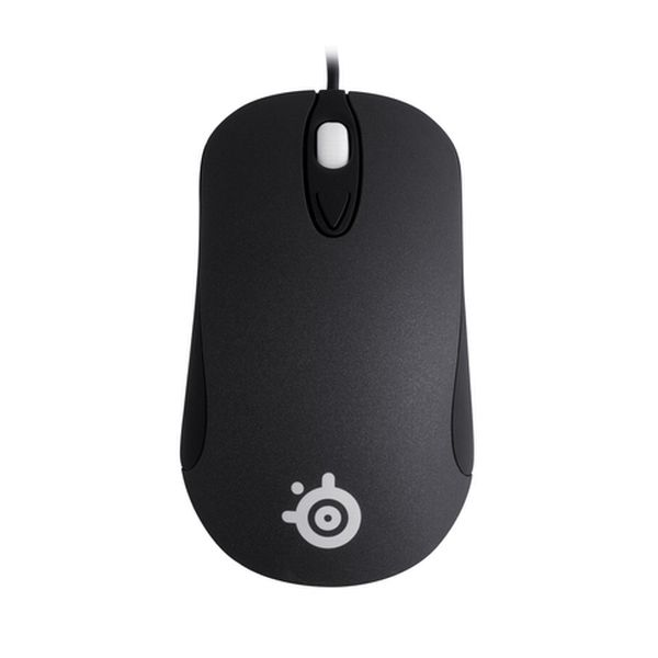 SteelSeries Kinzu Optical Mouse v2, rubberized black