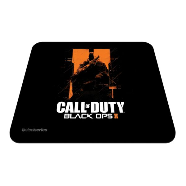 SteelSeries QcK Call of Duty: Black Ops 2 (Orange Soldier Edition)