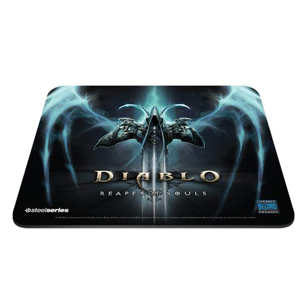 SteelSeries QcK Diablo 3: Reaper of Souls Edition