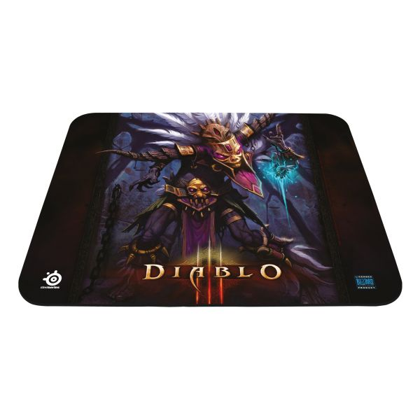 SteelSeries QcK Diablo 3 Witch Doctor Edition