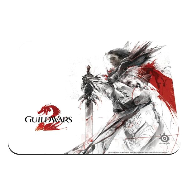 SteelSeries QcK Guild Wars 2 Logan Edition