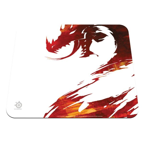 SteelSeries QcK Guild Wars 2 Logo Edition