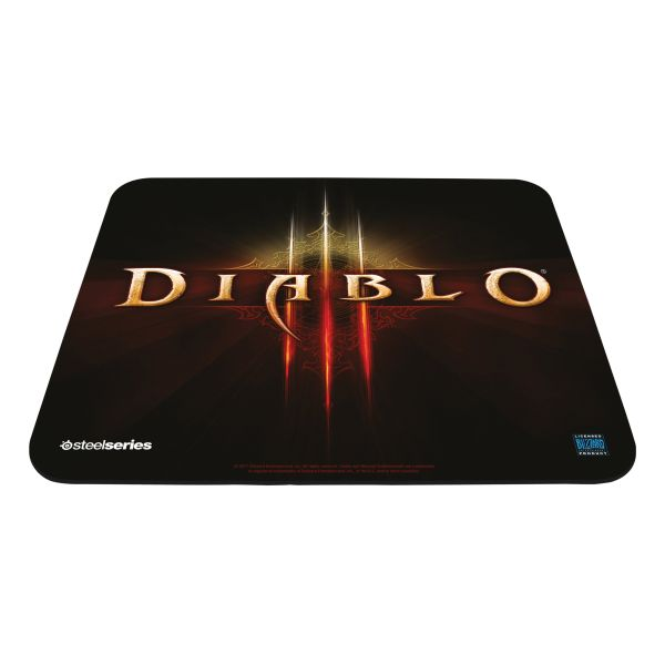 SteelSeries QcK mini Diablo 3 Logo Edition