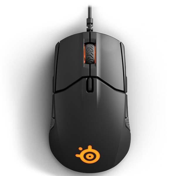 SteelSeries Sensei 310 Ambidextrous Mouse, black