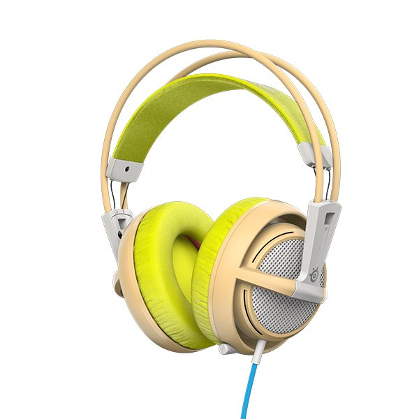 SteelSeries Siberia 200, gaia green