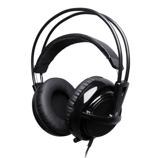 SteelSeries Siberia V2 USB - Black