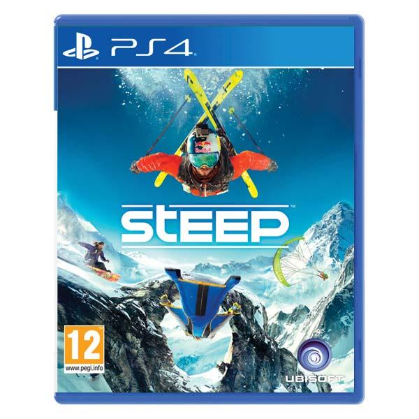 Steep [PS4] - BAZÁR (použitý tovar)