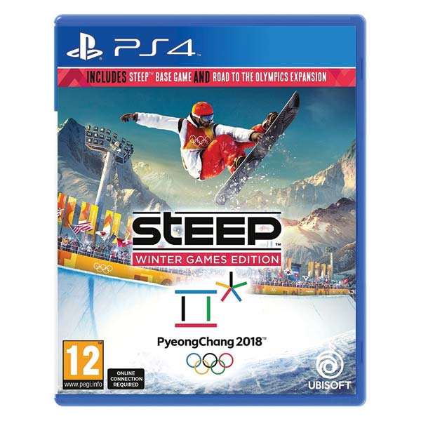 Steep (Winter Games Edition) - PS4 91e0de6530e