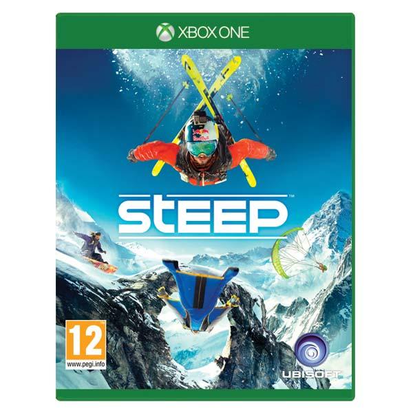 Steep [XBOX ONE] - BAZÁR (použitý tovar)