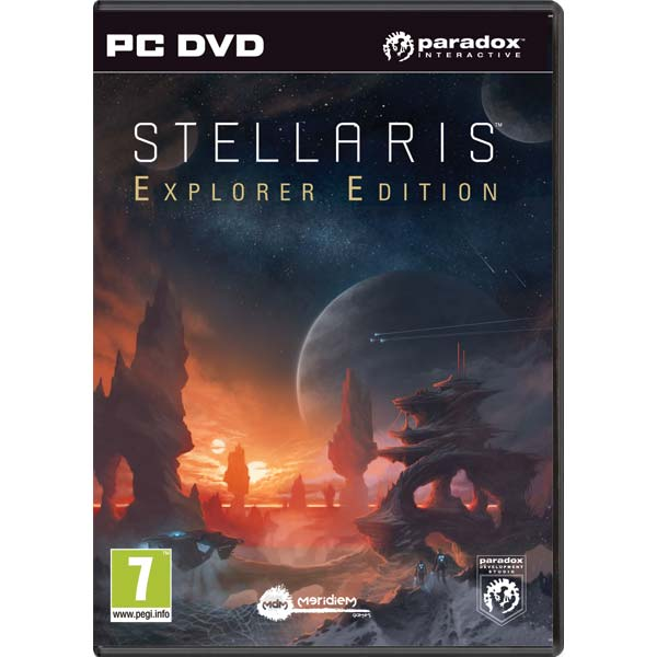 Stellaris (Explorer Edition)