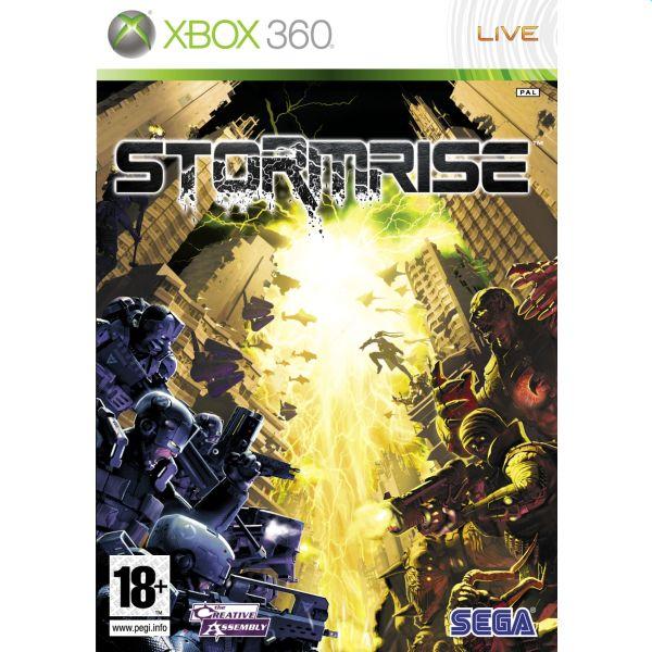 Stormrise [XBOX 360] - BAZÁR (použitý tovar)