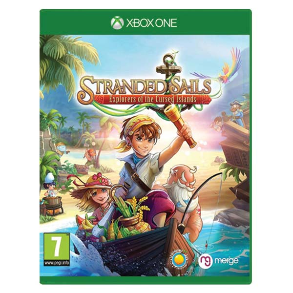 Stranded Sails: Explorers of the Cursed Islands XBOX ONE