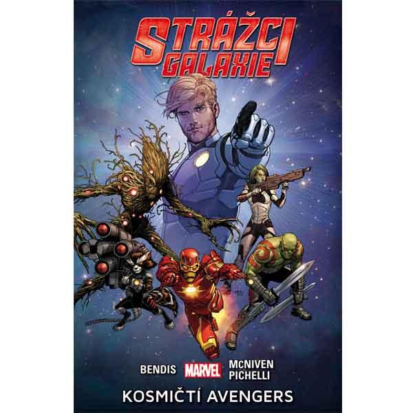 Strážci galaxie: Kosmiètí Avengers