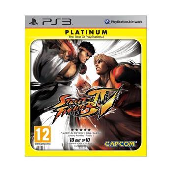 Street Fighter 4 [PS3] - BAZÁR (použitý tovar)