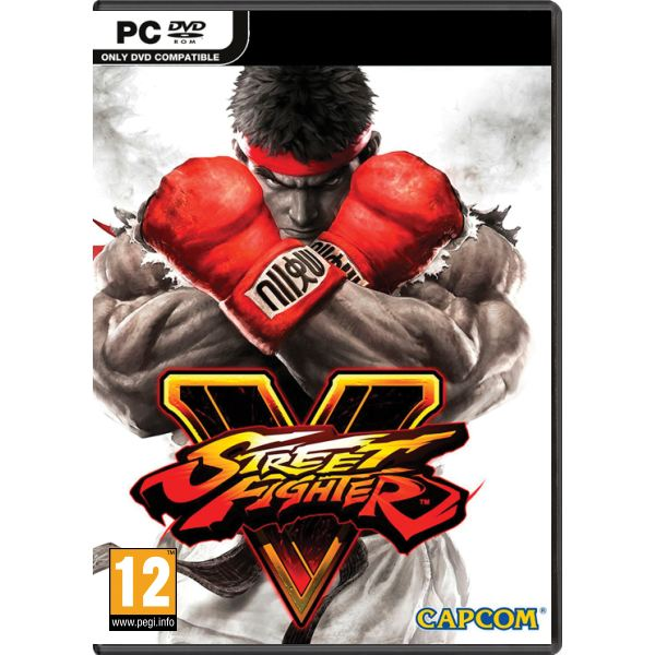 Street Fighter 5 PC