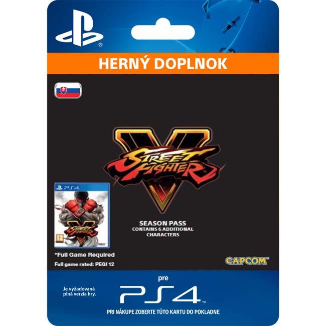 Street Fighter 5 (SK 2016 Season Pass)