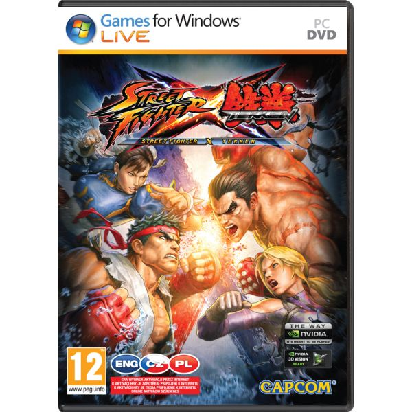 Street Fighter X Tekken CZ PC