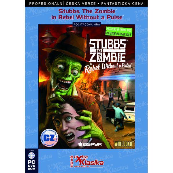 Stubbs the Zombie in Rebel Without a Pulse CZ (Nová eXtra Klasika)