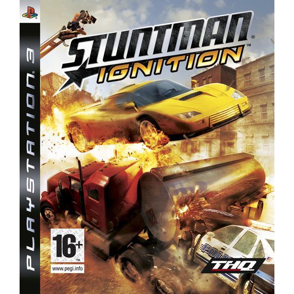 Stuntman: Ignition [PS3] - BAZÁR (použitý tovar)