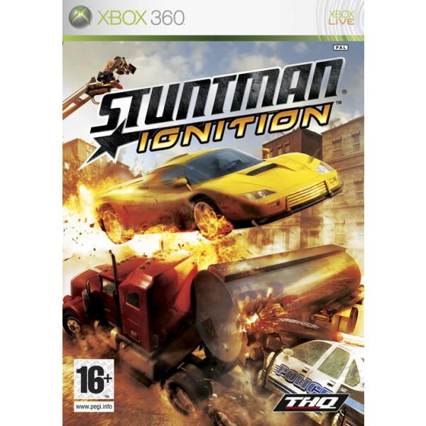 Stuntman: Ignition [XBOX 360] - BAZÁR (použitý tovar)