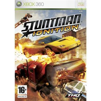 Stuntman: Ignition [XBOX 360] - BAZ�R (pou�it� tovar)