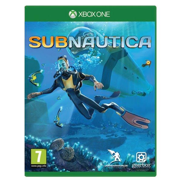 Subnautica [XBOX ONE] - BAZÁR (použitý tovar)