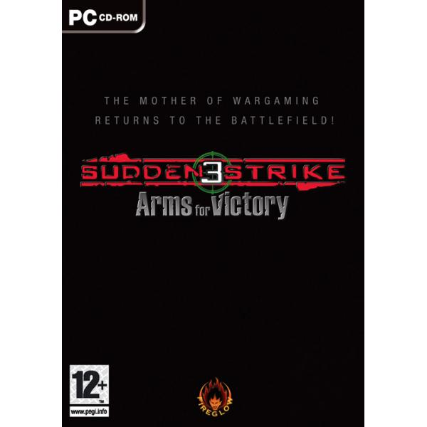 Sudden Strike 3: Arms for Victory CZ