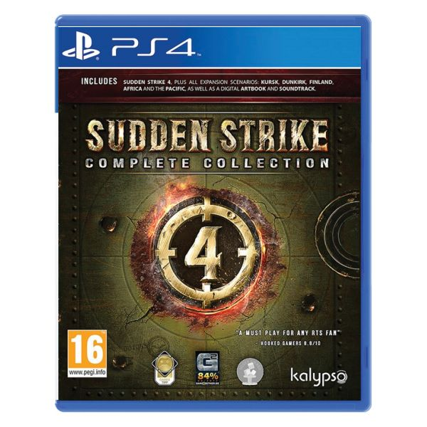 Sudden Strike 4 (Complete Collection)
