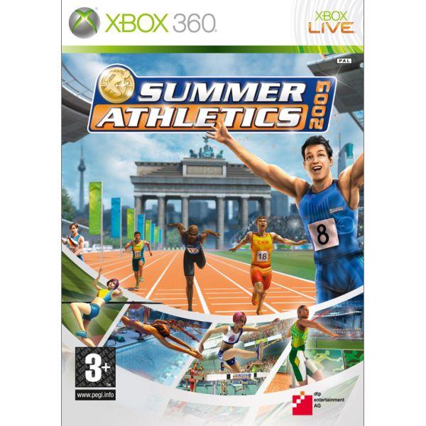 Summer Athletics 2009 [XBOX 360] - BAZÁR (použitý tovar)