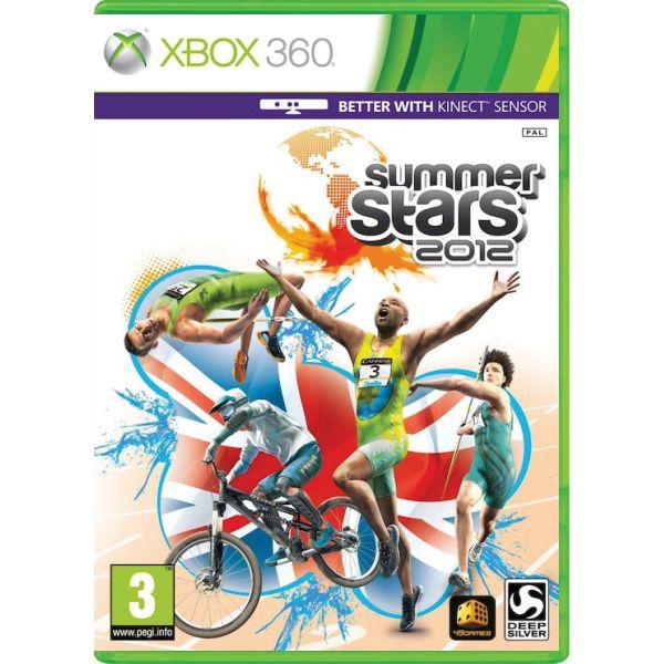 Summer Stars 2012 [XBOX 360] - BAZÁR (použitý tovar)