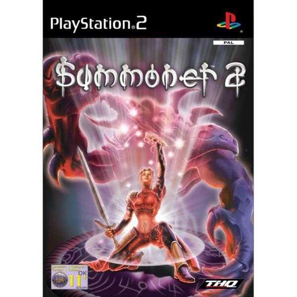 Summoner 2 [PS2] - BAZÁR (použitý tovar)