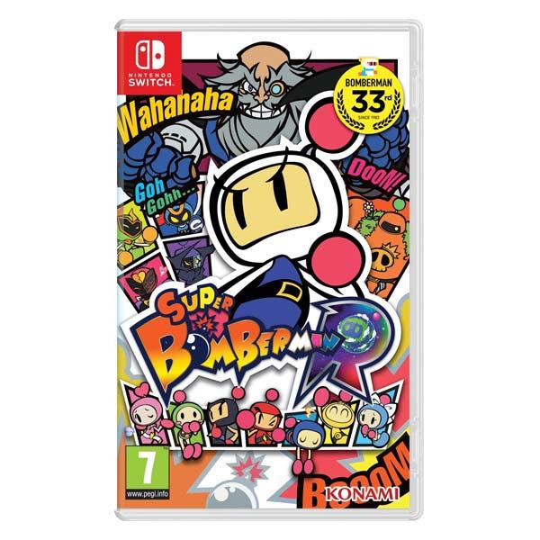 Super Bomberman R [NSW] - BAZÁR (použitý tovar)