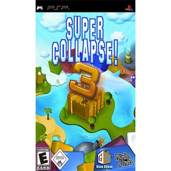 Super Collapse! 3 [PSP] - BAZ�R (pou�it� tovar)