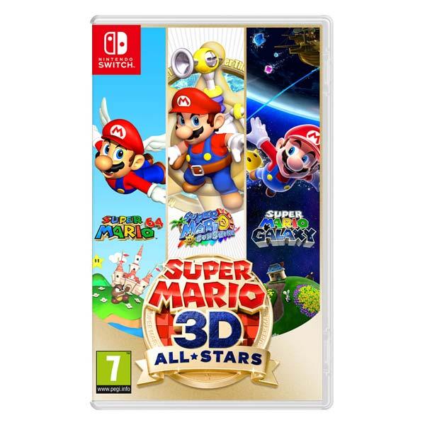 Super Mario 3D All-Stars [NSW] - BAZÁR (použitý tovar)