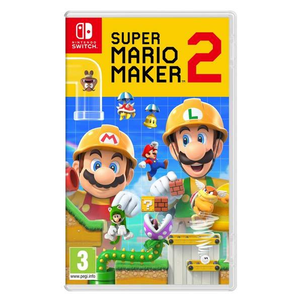 Super Mario Maker 2 [NSW] - BAZÁR (použitý tovar)