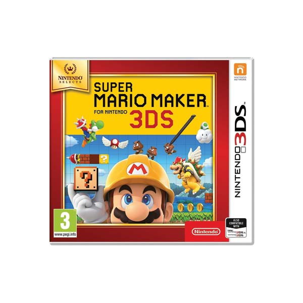 Super Mario Maker for Nintendo 3DS 3DS