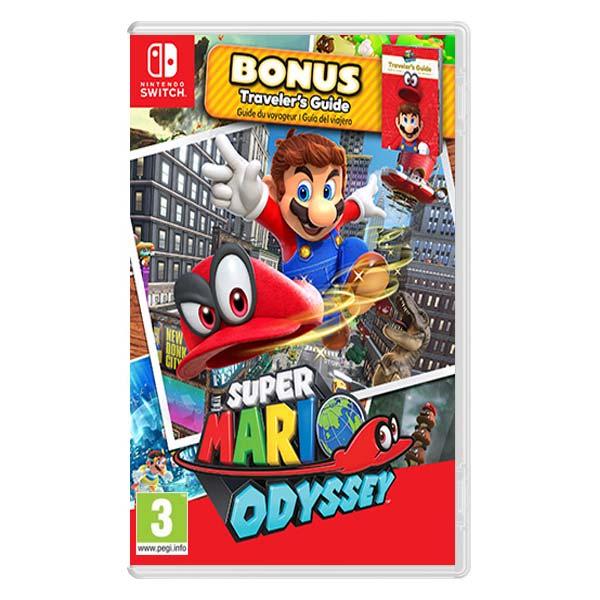 Super Mario Odyssey (Starter Pack) NSW
