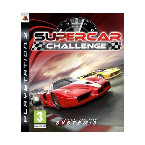 SuperCar Challenge [PS3] - BAZÁR (použitý tovar)
