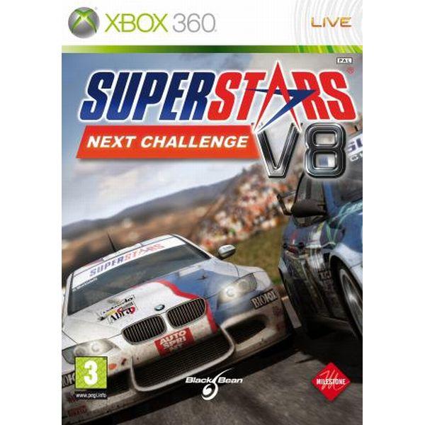 Superstars V8 Racing: Next Challenge [XBOX 360] - BAZÁR (použitý tovar)