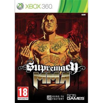 Supremacy MMA [XBOX 360] - BAZÁR (použitý tovar)