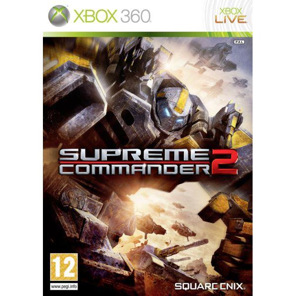 Supreme Commander 2 [XBOX 360] - BAZÁR (použitý tovar)
