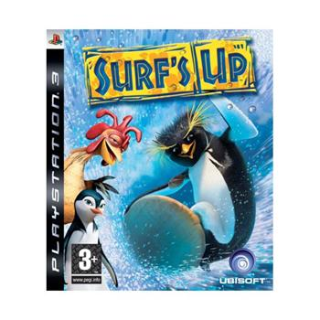 Surf's Up [PS3] - BAZÁR (použitý tovar)